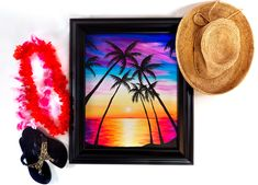Join us at Pinot's Palette - Des Moines on Wed Jan 2020 for Some Beach. Winter Love, Paint And Sip, Lily Pond, Marble Art, Beach Scenes, Event Calendar, Begonia, Ikebana, Event Venues