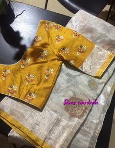 Kalamkari Blouse Designs, Cutwork Blouse Designs, Kids Blouse Designs, Hand Work Blouse Design, Saree Blouse Neck Designs, Simple Blouse Designs, Stylish Blouse Design, Bridal Blouse Designs, Designer Blouse Patterns