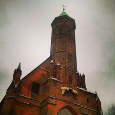 #Gdansk #church #architecture