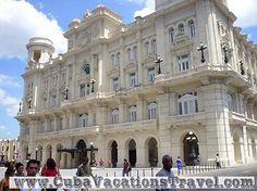 Museum of world art, Old Havana. Havana