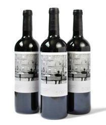 pinhole press wine bottle labels