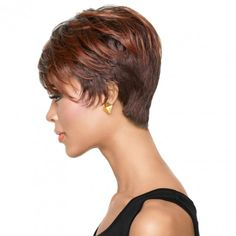 Tapered Tomboy | Soft Layers | Fringe | LUXHAIR ™ NOW
