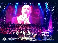 Live shots from the VERY CLASSIC album release concert and general rehearsal, with Marcel Pavel and Bucharest Symphony Orchestra. Marcel, Album Releases, Bucharest, Concert Hall, Getting To Know, Concerts, Backstage, Shots, Live