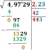 Repetimos El Paso Anterior Raiz Cuadrada Secundaria Matematicas Matematicas