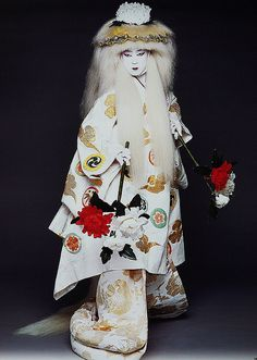 Bando Tamasaburo, Kabuki actor