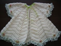 Knitting patterns for baby clothes. - Crafts - Free Craft Patterns
