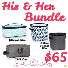 his and her organization ideas, his and her bathroom organization ideas, organization ideas for him, his and her gift ideas, gifts for him Thirty One Party, Thirty One Bags, Thirty One Gifts, Thirty One Facebook, Thirty One Consultant, Independent Consultant, Organizing Utility Tote, Sign In Sheet, Thirty One Business