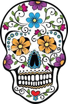 I am a pretty big fan of all things Dia De Los Muertos (Day of the Dead)