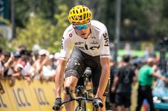 Chris Froome warms up the guns for the Tour de France Marseille time trial.