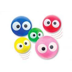 Barmy Eye Bouncing Jet Balls - 3 in set