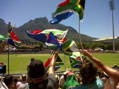 Newlands Cricket Club, Cape Town Cape Town South Africa, Table Mountain, Green Lawn, Countries Of The World, Homeland, Cricket, African, Memories, Club