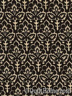 Little Black Dress 30303-17 Fabric by Basic Grey