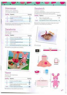 Amigurumis especial muñecas 15