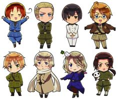 If you haven't heard already, Hetalia got a new fifth season– Hetalia: The Beautiful World, and it's coming to DVD this July! Not only is it a long-awaited new season with everyone's favorite nation boys, but this time they're back and better than ever. If you've read the original Hetalia manga, you may …