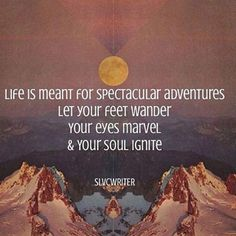 I love this one from the talented @slvcwriter #goodvibes #esoteric #energy… #travelquotesgypsysoul