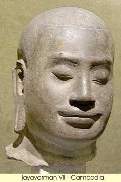 ancient cambodia history | Photos of the Ancient Khmer of Cambodia