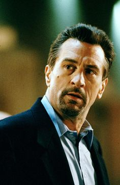 """Robert De Niro in """"Heat"""" (1995)"""