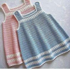 Ideas crochet baby jumper pattern children for 2019 Baby Girl Crochet, Crochet Baby Clothes, Crochet For Kids, Knit Crochet, Jumper Patterns, Baby Knitting Patterns, Baby Patterns, Knitting Terms, Layette Pattern