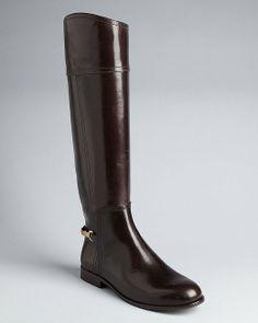 Tory Burch Flat Riding Boots – Jess Fall Riding Boots, Leather Riding Boots,  Tory 564195f547ff