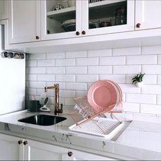 Home Interior Warm .Home Interior Warm Apartment Kitchen, Apartment Living, Küchen Design, House Design, Sweet Home, Home And Deco, Interior Design Living Room, Home Kitchens, Kitchen Decor