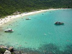 Praia do Forno - Arraial do Cabo - Rio de Janeiro - Brazil