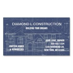 221 best construction maintenance business card images on
