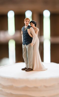 Cake topper #wedding