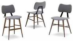 Jedeálenská stolička C LOLA BAR.