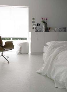 vt wonen vloer Novilon beton II: