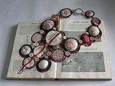 betty pepper textile jewellery
