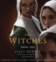 The Witches: Salem, 1692, Library Edition, PDF Disc Included