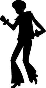disco silhouette - Google zoeken