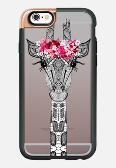 FLOWER GIRL by Monika Strigel iPhone 6s Case by Monika Strigel | Casetify