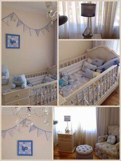 Nursery for baby boy. Cuarto para varon. latiendadecoideas@gmail.com latiendadecoideas/facebook.com