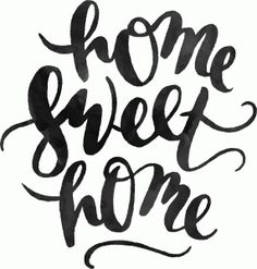 Silhouette Design Store - View Design #86145: home sweet home