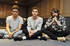 London band Years & Years beat tough competition to top the BBC ...