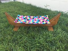 Cat hammock, cat cot, animal hammock, cat bed hammock, feline hammock, feline bed