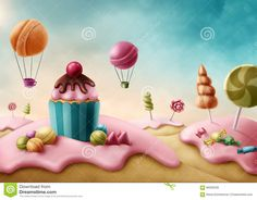Image result for ice cream land background