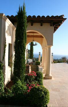 Tuscan design – Mediterranean Home Decor Tuscan Style Homes, Spanish Style Homes, Tuscan House, Villas, Gazebo, Pergola, Tuscan Design, Hacienda Style, Italian Villa
