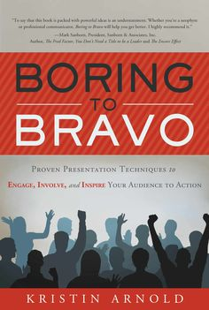 Boring to Bravo--Audience Participation: Six tips