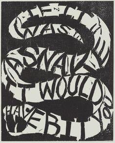 """12"""" x 9"""" woodcut by Kent Ambler"""