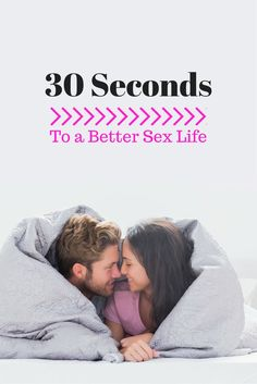 You've got 30 seconds, right?