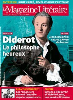 Diderot. Le philosophe heureux