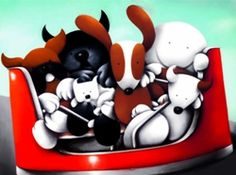 Fancy a Spin by Doug HYDE Limited Edition Print...£635