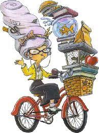 Resultado de imagen para viejas divertidas caricaTURAS