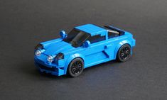 Lego 2018 Alpine A110 - 01 | Time for another contemporary b… | Flickr