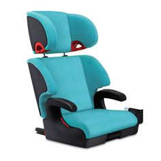 Cleks Oobr Capri Booster Seat Features Rigid Latch Install Innovative Recline Mechanism And Safety Beyond