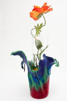 fiber art sculpture