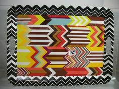 Missoni for Target tray