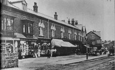 1905  Pershore Road Birmingham England, Better Day, West Midlands, The Good Old Days, Old Pictures, Street View, 1, History, Country